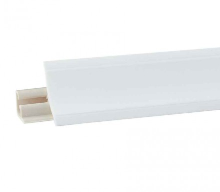 MUSTER Abschlussleiste Küche Arbeitsplatte Wandabschlussleisten PVC Leiste 23x23mm
