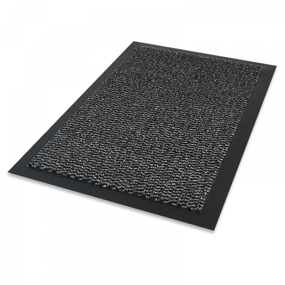 schmutzmatte als fu matte schmutzfangmatte waschbar grau schmutzmatte grau schmutzfangmatte. Black Bedroom Furniture Sets. Home Design Ideas