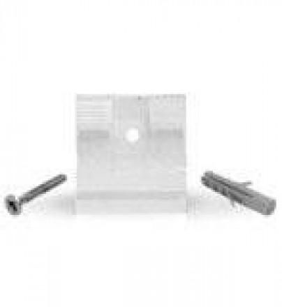 Befestigungsclips für 80mm x 19mm Sockelleisten für IDEA / ULTIMA Leisten