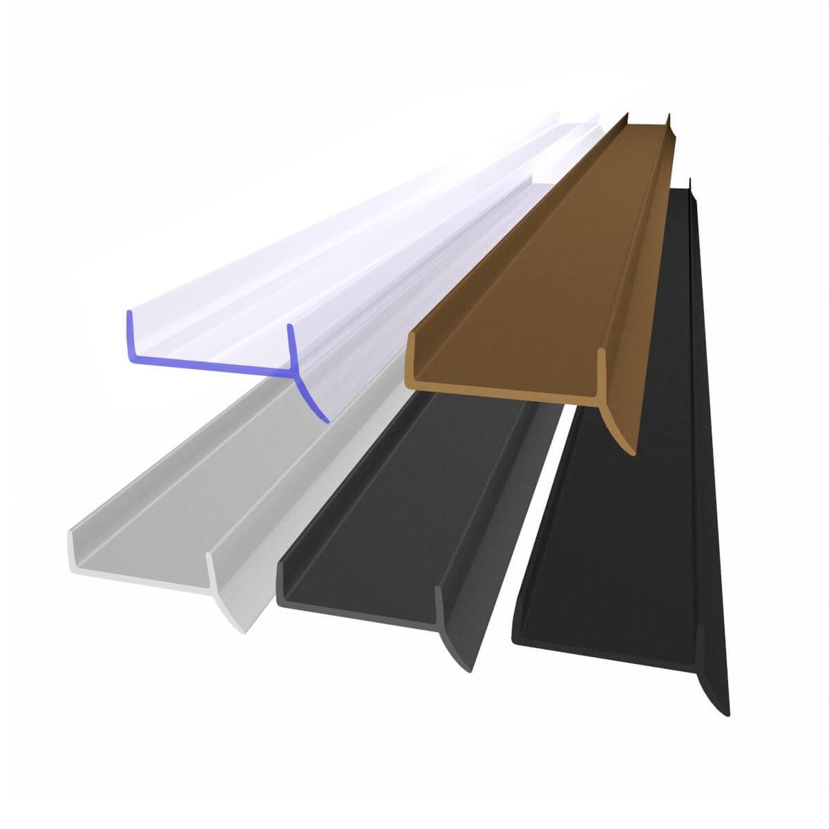 1,5m Küchensockel Abdichtungsprofil 18mm Küchensockeldichtung Küchensockel Abdichtungsprofil