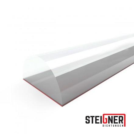 Schwallschutzleiste Halbrundprofil SDD03 Acrylstab Schwallschutzprofil