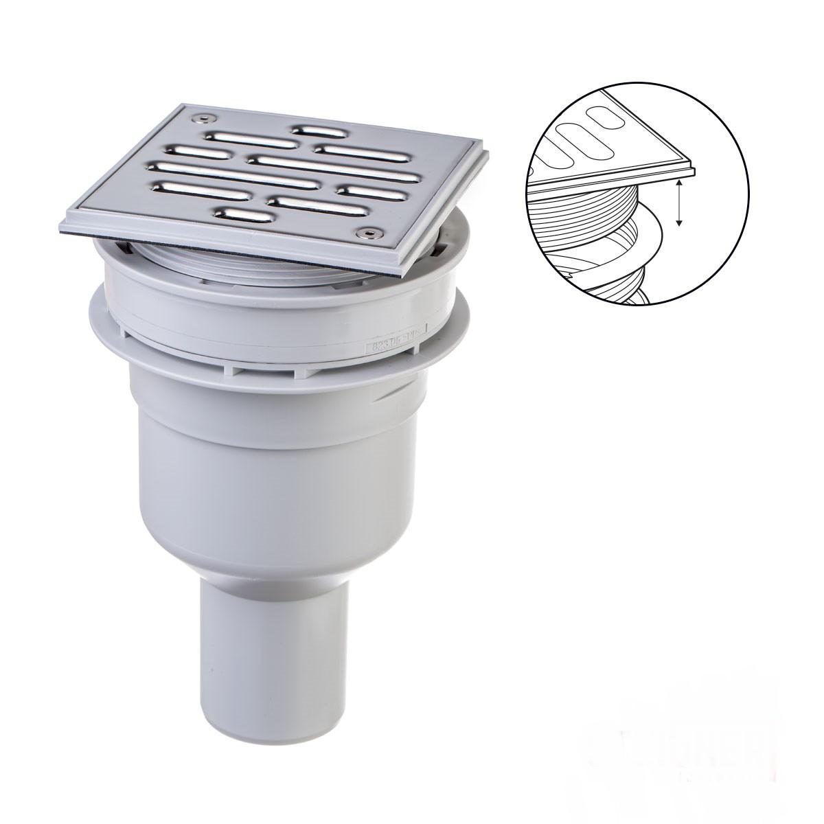 Dusche Bodeneben Gr??e : befliesbares ebenerdiges Duschelement – begehbare Dusche Jumbo-Shop