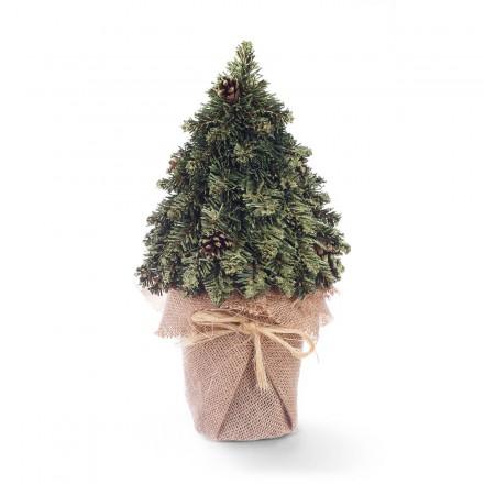 MINI Weihnachtsbaum 35cm künstlich Weihnachtsbaum Mini GRÜN