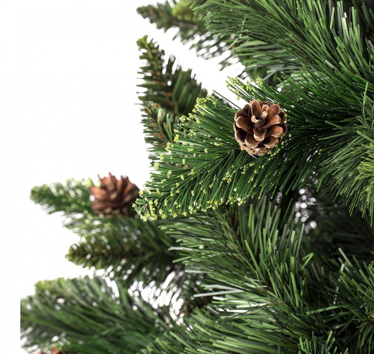 K nstlicher weihnachtsbaum kiefer my blog for Weihnachtsbaum vorhang