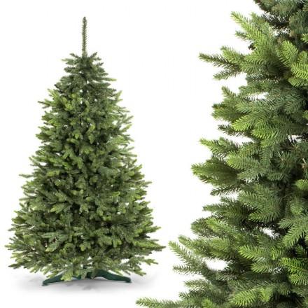220cm Spritzguss Weihnachtsbaum künstlich Fichte PREMIUM Tannenbaum
