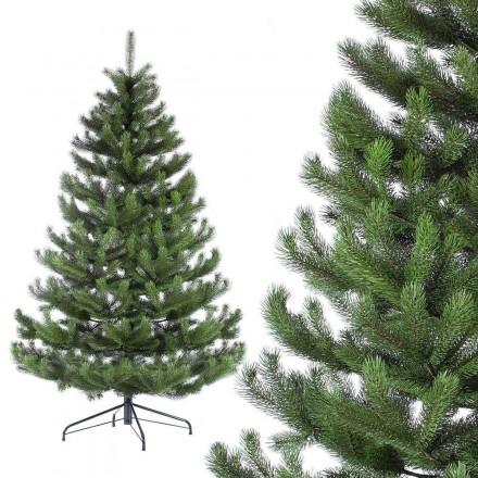 220cm Spritzguss Weihnachtsbaum künstlich NORDMANNTANNE PREMIUM Tannenbaum