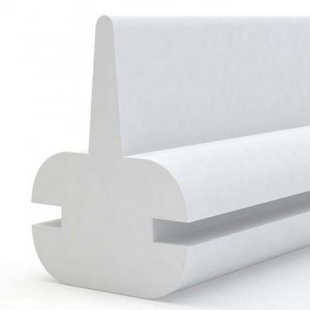 Duschdichtung SDD01 Abdichtung Dusche Duschtürdichtung Dichtband Silikondichtung Dichtprofil