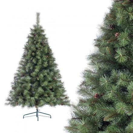 220cm Künstlicher Weihnachtsbaum KAUKASISCHE TANNE Tannenbaum künstlich