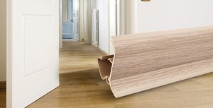 PVC Fussleiste Wood Collection