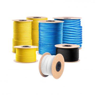 Das PP-Seil vereint viele im Bootsport nützliche Eigenschaften