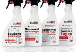 Neu im Sortiment: Reinigungsmittel von STEIGNER