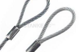 Vorkonfektionierte Seilschlaufen (Forstseil) für die Forsttechnik