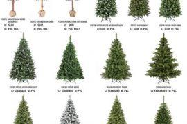 Neue Weihnachtsbäume 2017