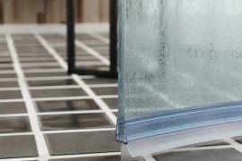 Duschdichtung, eine wirksame Lösung für eine trockene Dusche
