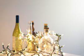 LED Lichterkette – Nicht nur Weihnachtsschmuck – 6 Tipps und Tricks für Haus- und Gartendeko