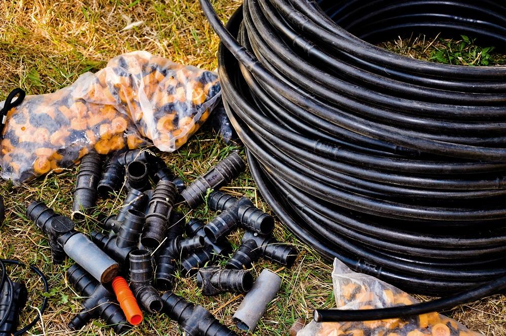 Bewässerungszubehör – Verbinder