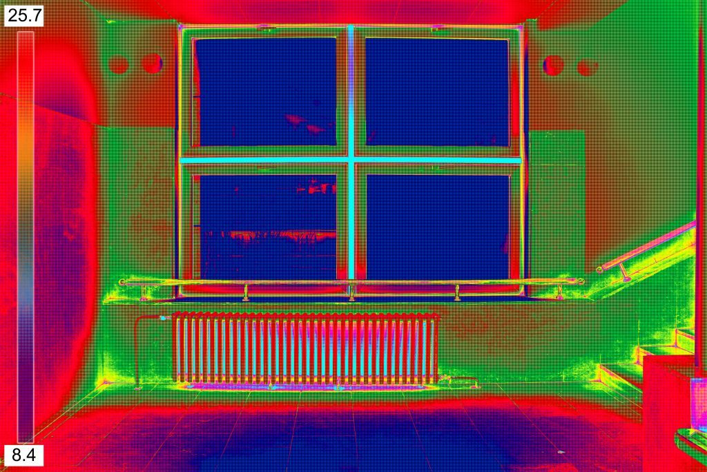 Thermografie-Fenster-Haus-Wohnung