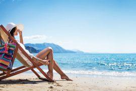 Sommer, Sonne, Sonnenschirmständer – ein paar Worte über Sonnenschutz