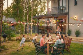 Die grüne Oase. Ein paar Ideen wie ein Garten in funktionale Zonen aufgeteilt werden kann
