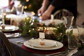 Weihnachtsessen – was auf einem Tisch am Weihnachten nicht fehlen darf