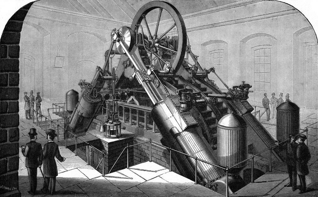 watt-dampfmaschine