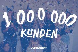1 000 000 Kunden