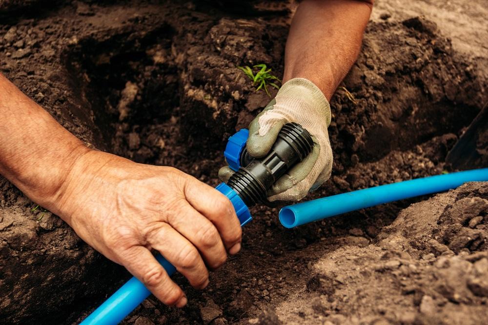 montage-system-bewässerungssystem