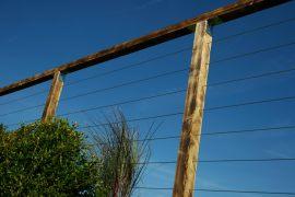 DIY Geländer aus Drahtseilen – eine Schritt für Schritt Anleitung