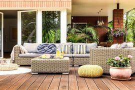 8 Ideen für eine gemütliche und funktionale Terrasse