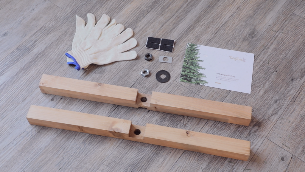 montageset-fur-kunstlichen-weihnachtsbaum-handschuhe-schraubenset-anleitung