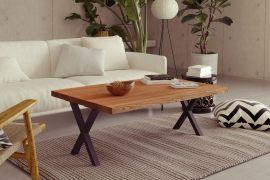 Wohnzimmertisch oder Esstisch – die beste Wahl für ein Wohnzimmer