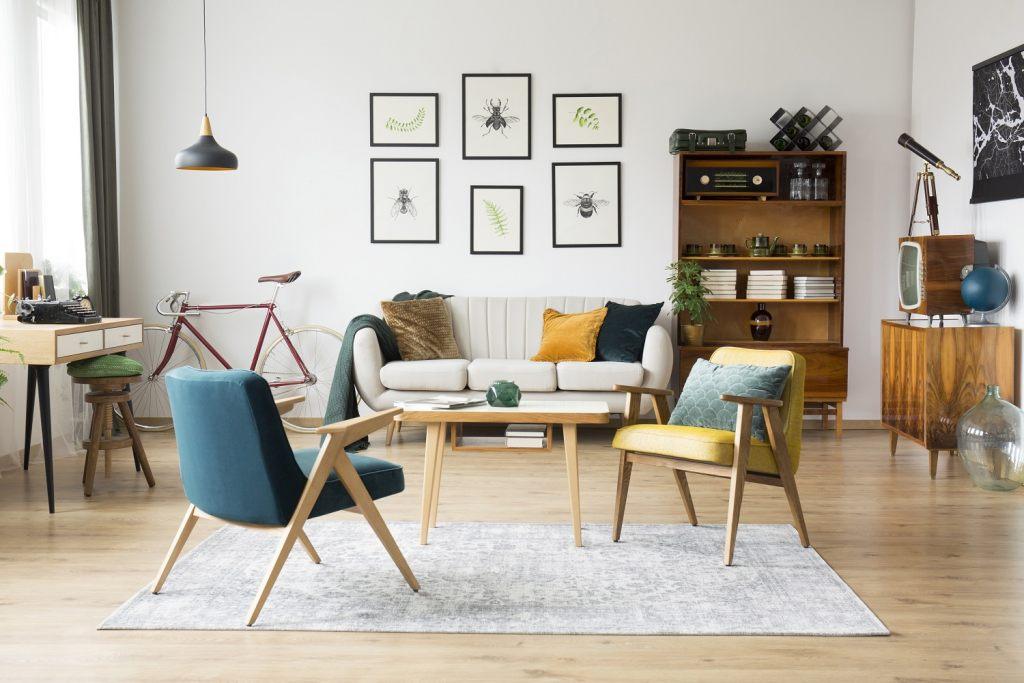 wohnzimmer-im-vintage-stil-braucht-alte-mobel