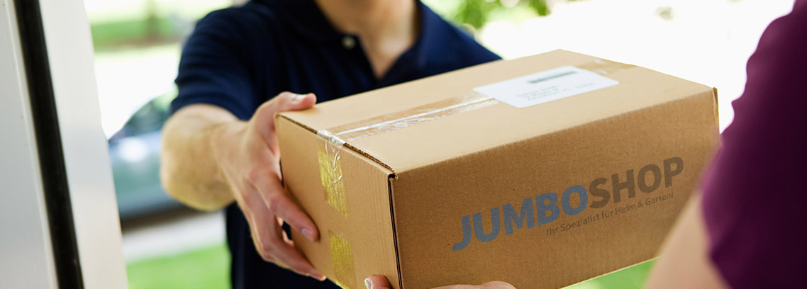 Jumbo Shop Versand