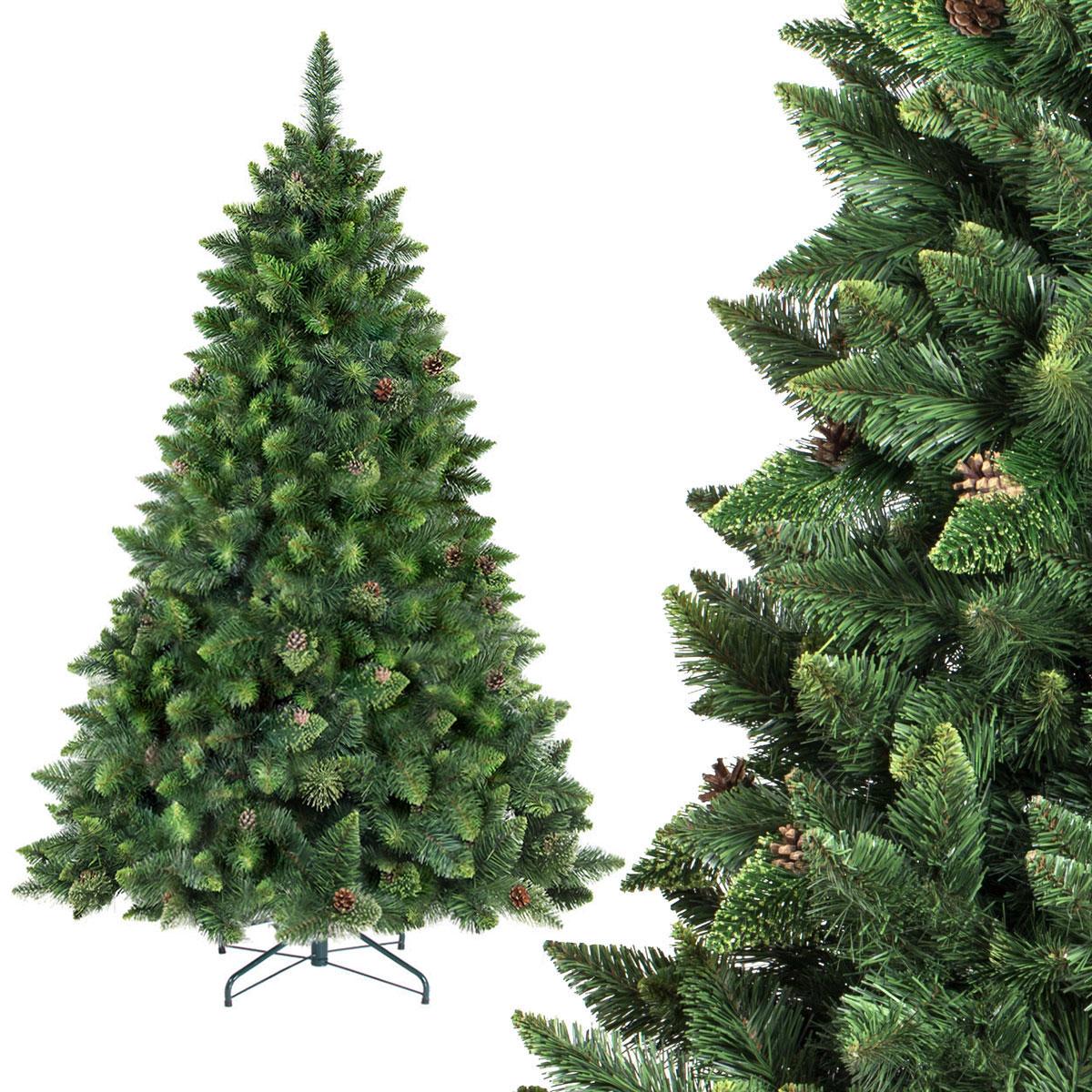 weihnachtsbaum kunstbaum k nstlicher baum weihnachten schnee tannenbaum neuheit ebay. Black Bedroom Furniture Sets. Home Design Ideas