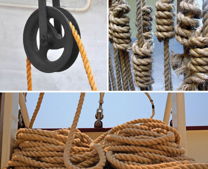 15m 10mm JUTESEIL Naturfasern gedreht Tauwerk Hanf Jute Tau Seil Tauziehen Absperrseil Handlauf