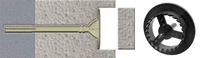 rondelle styropor weiss f r tellerd bel fr se wdvs d mmung. Black Bedroom Furniture Sets. Home Design Ideas