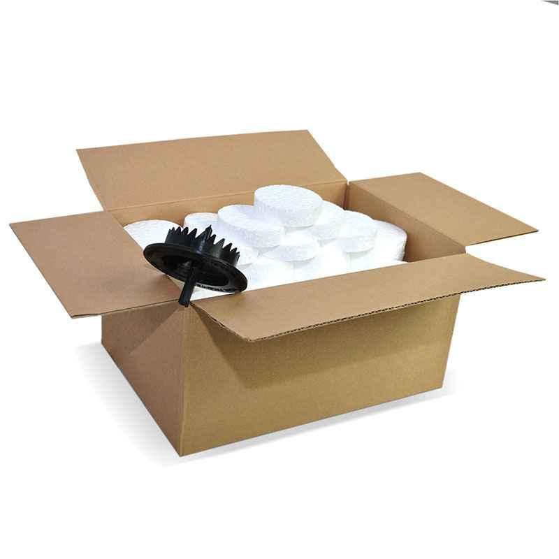 rondelle styropor weiss f r tellerd bel fr se wdvs d mmung isolierung wlg ebay. Black Bedroom Furniture Sets. Home Design Ideas