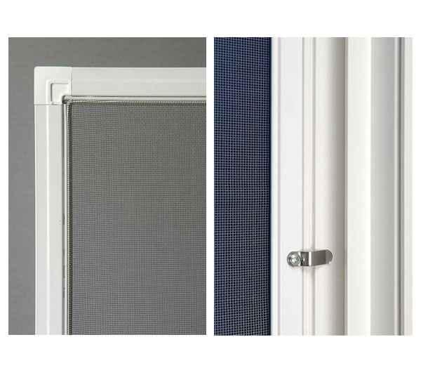 fliegengitter fenster insektenschutz moskitonetz alu ebay. Black Bedroom Furniture Sets. Home Design Ideas