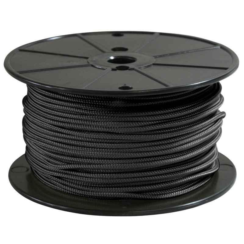 Corde noir expanderseil caoutchouc corde cordage for Bache caoutchouc