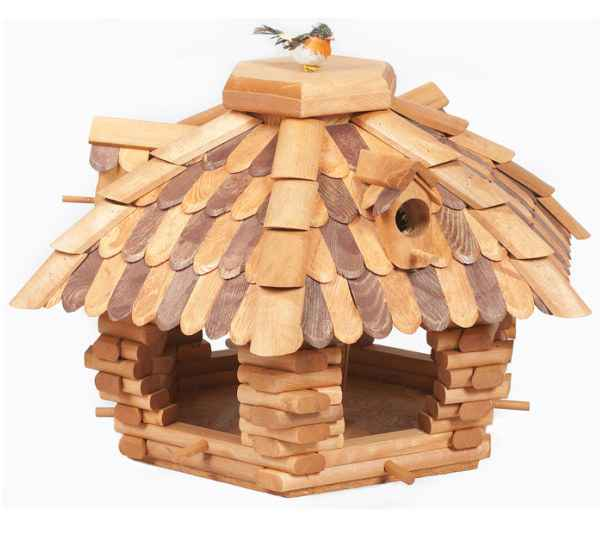 xxl vogelhaus vogelfutterhaus luxus vogelh uschen. Black Bedroom Furniture Sets. Home Design Ideas