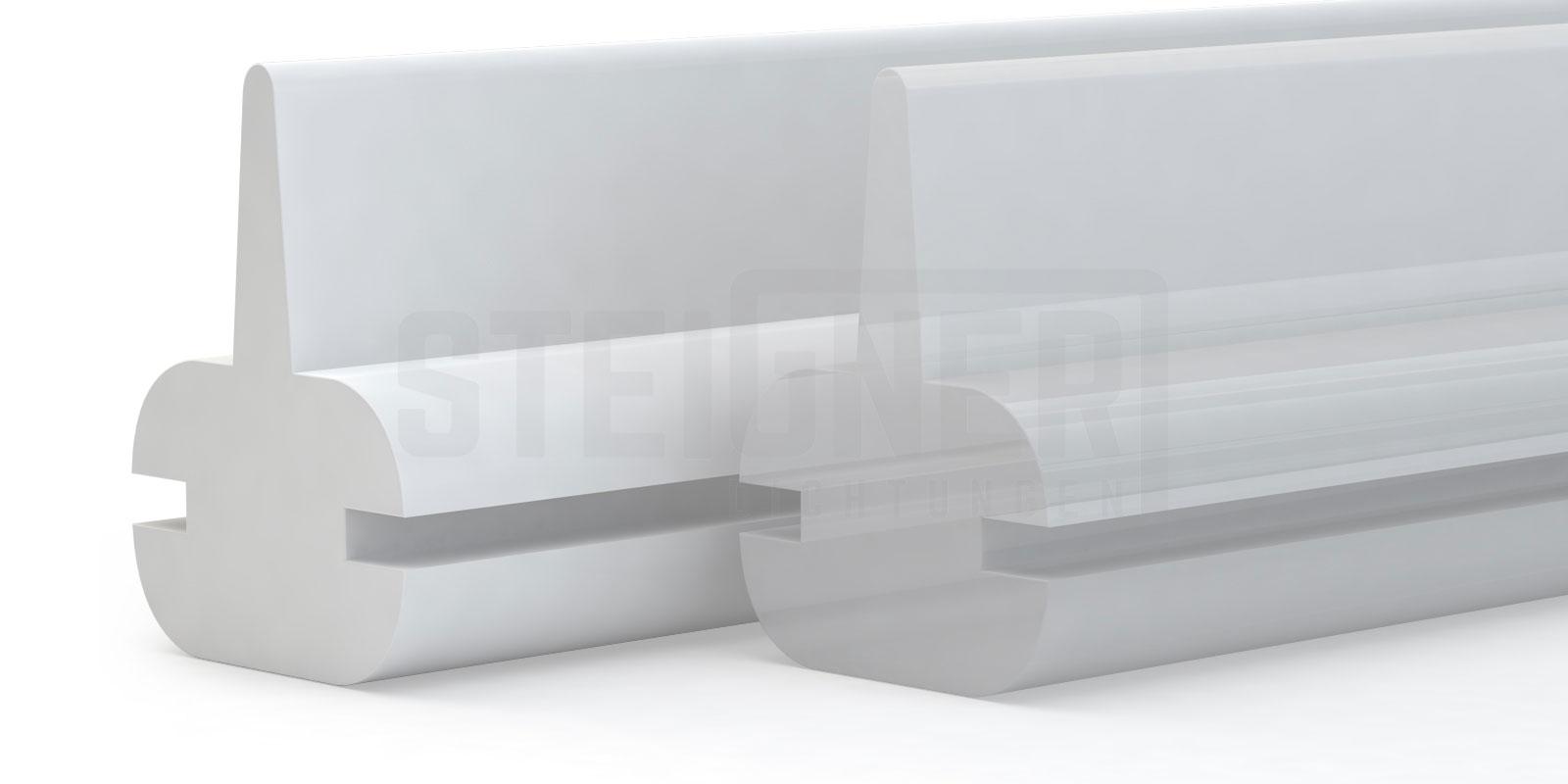 Glas Dusche Richtig Abdichten : Dichtprofil f?r die bestm?gliche Abdichtung Ihrer Badenwannenfalwand