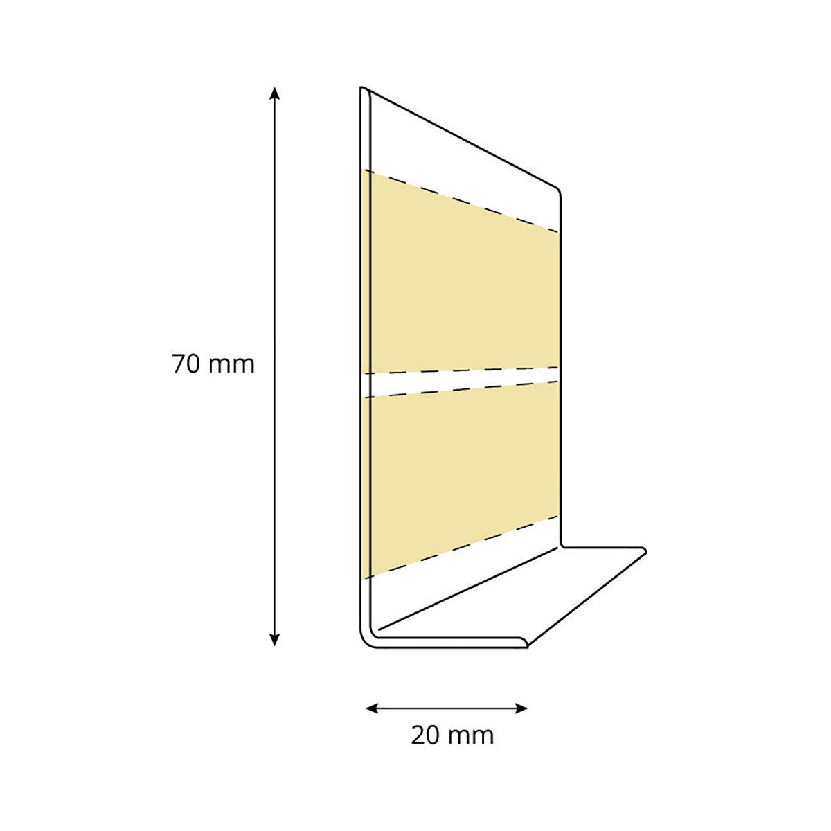 Weichsockelleisten 10 Meter Fussleisten PVC Weichsockelleiste selbstklebend TOP