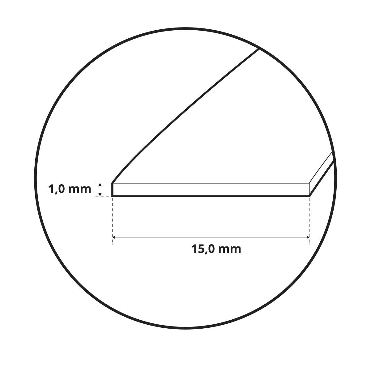 doppelseitiges acryl klebeband doppelklebeband montageklebeband montageband ebay. Black Bedroom Furniture Sets. Home Design Ideas