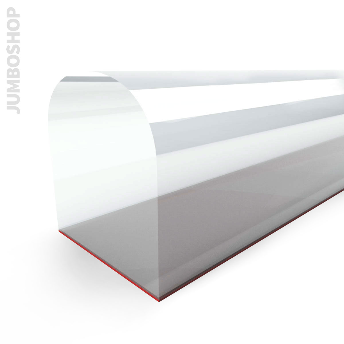 schwallschutz acryl halbrundstab spritzschutzprofil. Black Bedroom Furniture Sets. Home Design Ideas