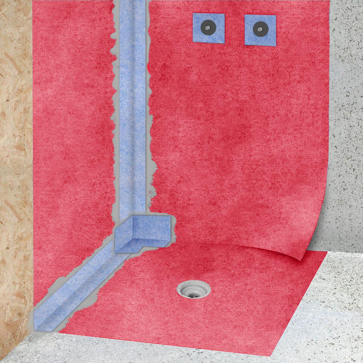 duschelement befliesbar duschboard duschtasse bodeneben duschwanne ebenerdig top ebay. Black Bedroom Furniture Sets. Home Design Ideas