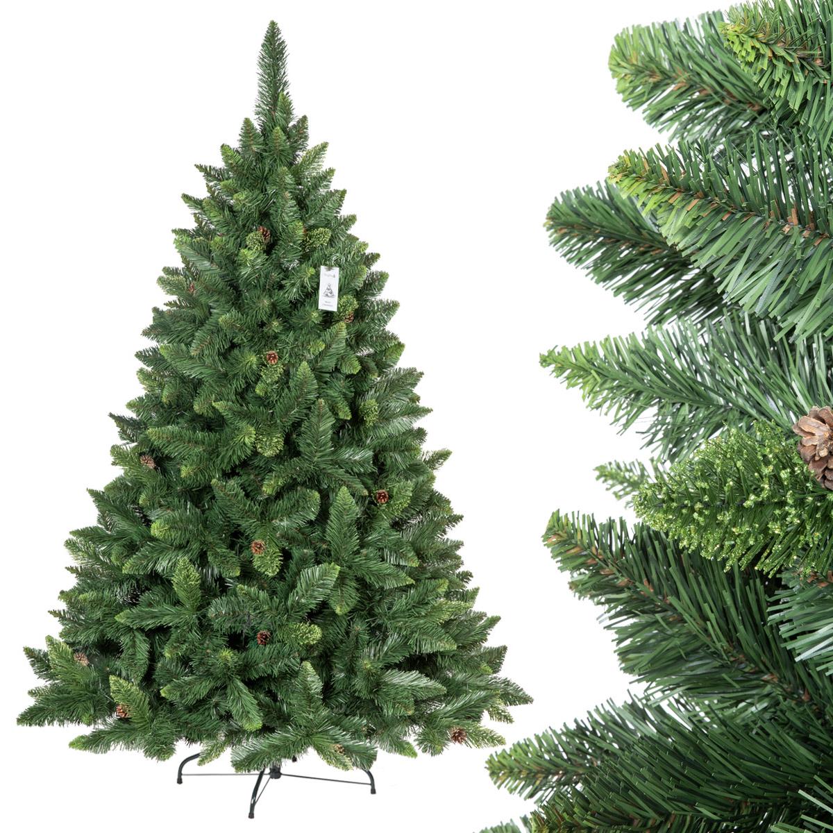 k nstlicher weihnachtsbaum christbaum tannenbaum led. Black Bedroom Furniture Sets. Home Design Ideas