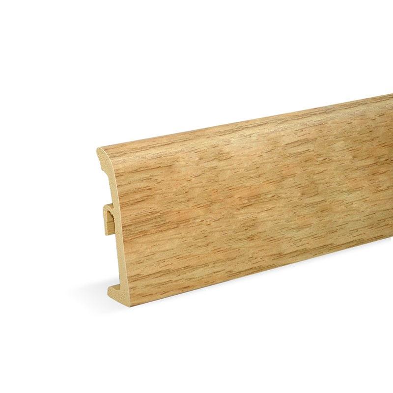 sockelleisten fussleisten ultima 250cm pvc leisten. Black Bedroom Furniture Sets. Home Design Ideas