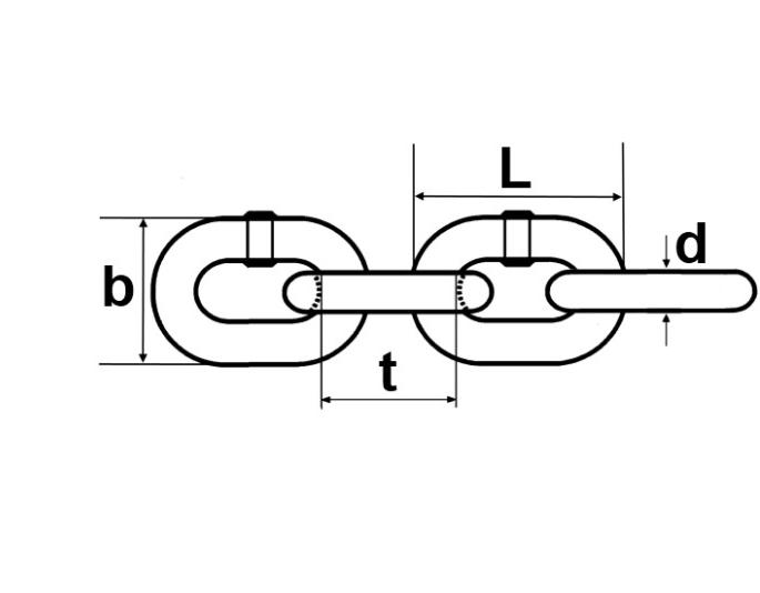Stahlkette_Maße