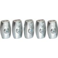 Vorschau: Drahtseilklemme EIFORM 2 – 6 mm Seilklemmen Aluminium