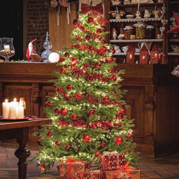 künstlicher Spritzguss Weihnachtsbaum KÖNIGSFICHTE PREMIUM
